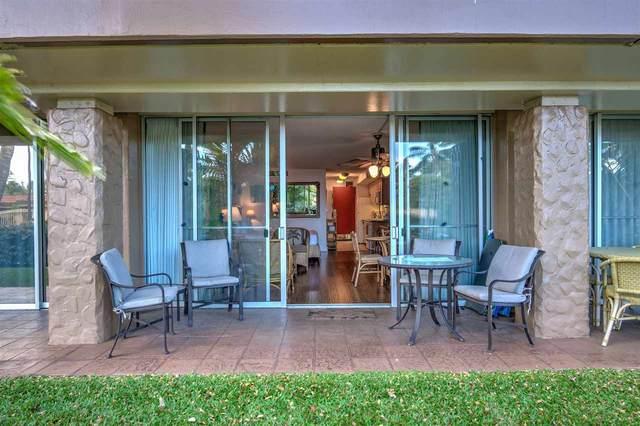 45 Kai Ala Dr C155, Lahaina, HI 96761 (MLS #387014) :: Coldwell Banker Island Properties