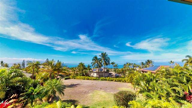 318 Aalii Way, Lahaina, HI 96761 (MLS #387025) :: Maui Lifestyle Real Estate