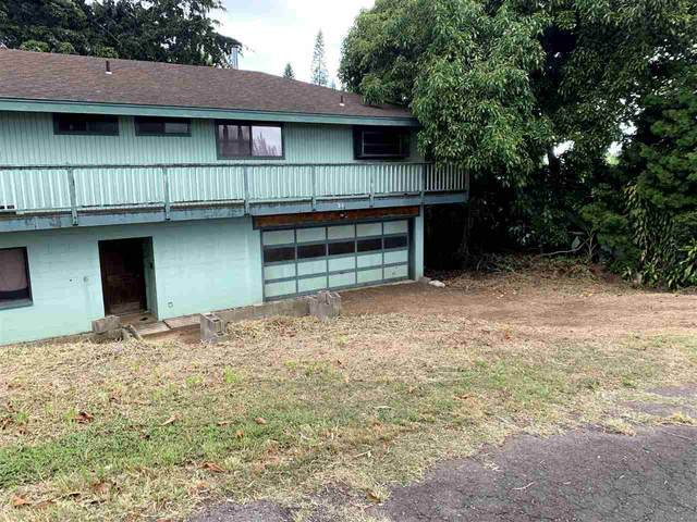 34 Kulalani Cir, Kula, HI 96790 (MLS #387026) :: Elite Pacific Properties LLC