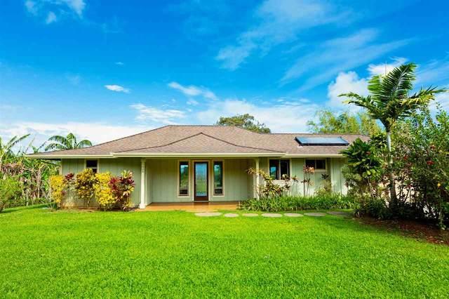 908 Hoomalolo Pl B, Haiku, HI 96708 (MLS #387030) :: Maui Estates Group