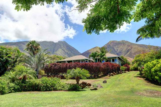 62 Wai Kulu Pl, Lahaina, HI 96761 (MLS #387035) :: Maui Estates Group