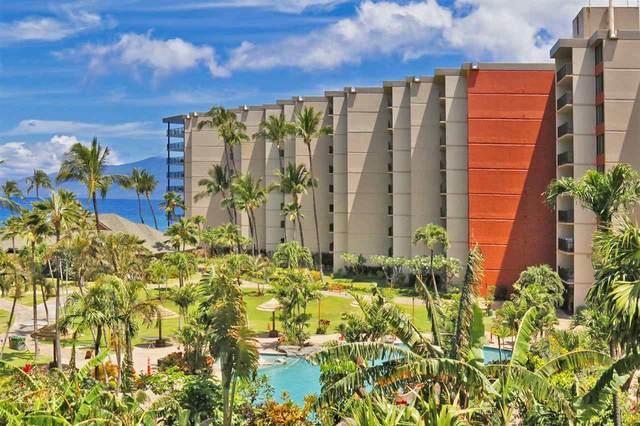 3445 Lower Honoapiilani Rd #443, Lahaina, HI 96761 (MLS #387036) :: Keller Williams Realty Maui