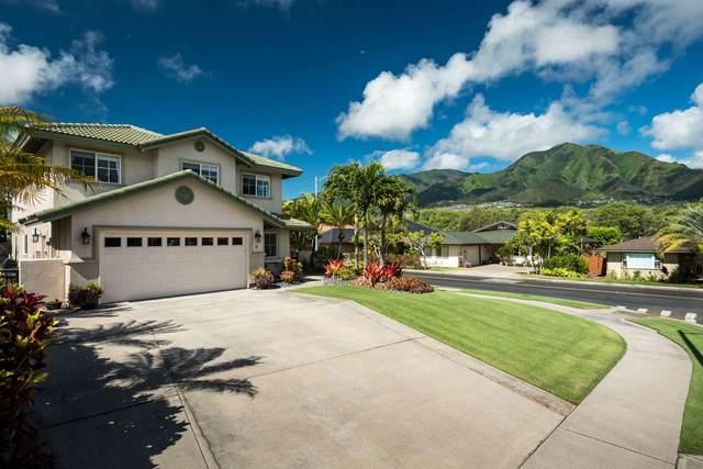 6 Loihi Pl, Kahului, HI 96732 (MLS #387047) :: Elite Pacific Properties LLC
