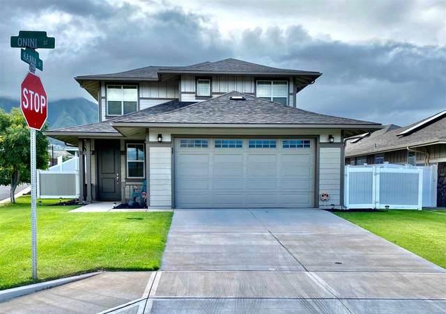11 Onini St Lot 162, Kahului, HI 96732 (MLS #387048) :: Elite Pacific Properties LLC