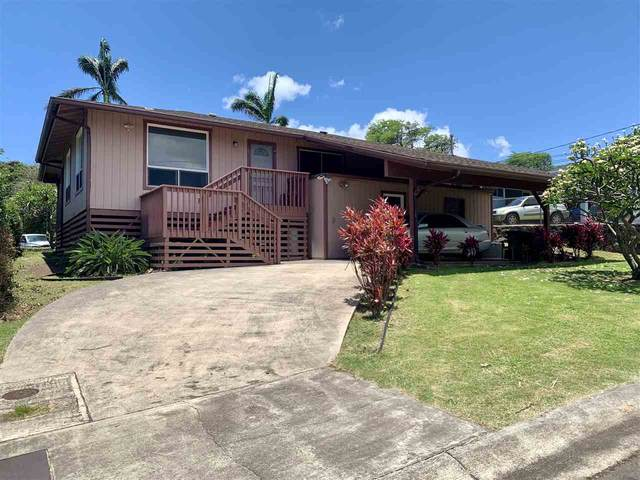Unit 1B Uala Pue Pl 1B, Kaunakakai, HI 96748 (MLS #387056) :: Elite Pacific Properties LLC