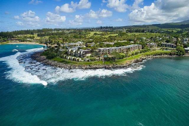 5295 Lower Honoapiilani Rd B-23, Lahaina, HI 96761 (MLS #387075) :: Elite Pacific Properties LLC