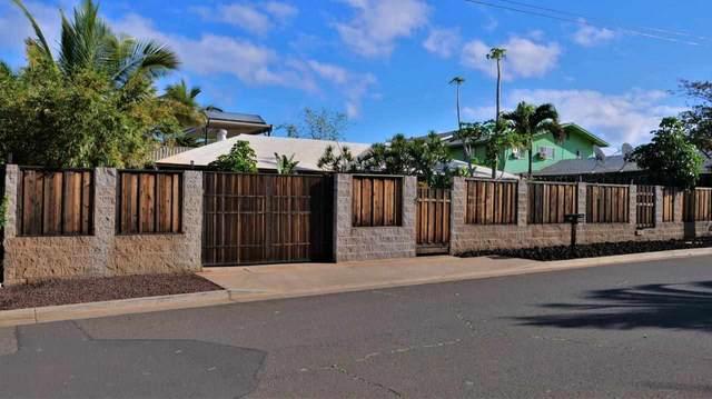 489 Lauloa St, Kihei, HI 96753 (MLS #387084) :: Coldwell Banker Island Properties
