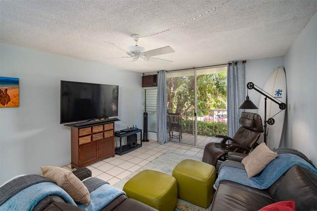 3750 Lower Honoapiilani Rd #210, Lahaina, HI 96761 (MLS #387086) :: Elite Pacific Properties LLC