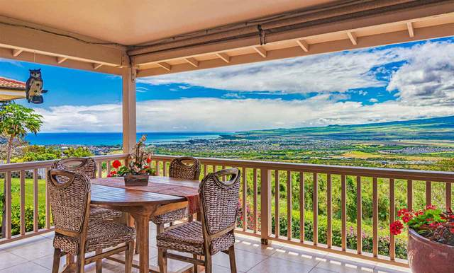 675 South Alu Rd, Wailuku, HI 96793 (MLS #387102) :: Maui Estates Group
