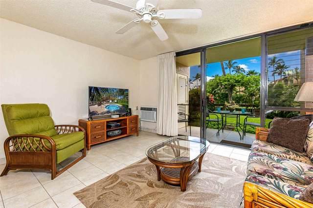 2695 S Kihei Rd 6-102, Kihei, HI 96753 (MLS #387103) :: Maui Estates Group