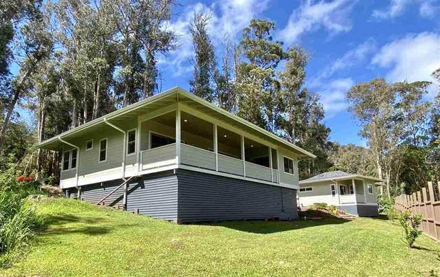 1833 Piiholo Rd Unit A, Makawao, HI 96768 (MLS #387106) :: Coldwell Banker Island Properties
