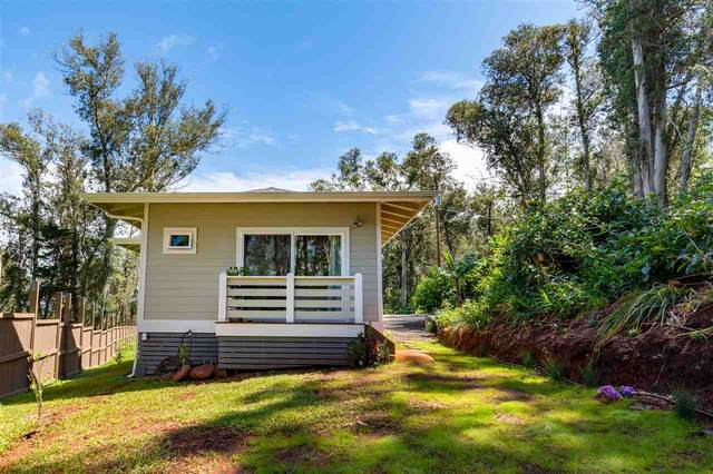1853 Piiholo Rd Unit B, Makawao, HI 96768 (MLS #387107) :: Maui Estates Group