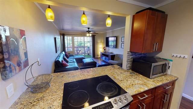 140 Uwapo Rd 23-204, Kihei, HI 96753 (MLS #387119) :: Elite Pacific Properties LLC
