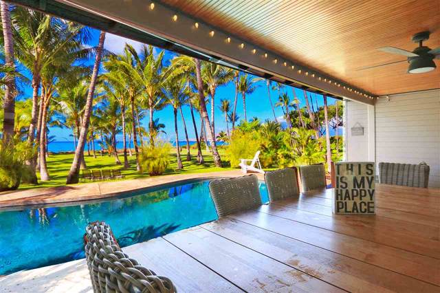1440 Halama St, Kihei, HI 96753 (MLS #387129) :: Elite Pacific Properties LLC