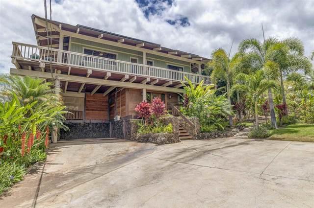 474 Mikioi Pl, Kihei, HI 96753 (MLS #387135) :: Elite Pacific Properties LLC