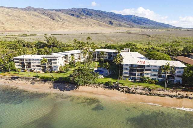 250 Hauoli St #418, Wailuku, HI 96793 (MLS #387140) :: Maui Estates Group