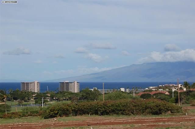 167 Anapuni Loop Lanikeha Lot 26, Lahaina, HI 96761 (MLS #387142) :: Maui Estates Group