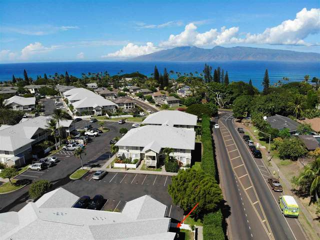 4955 Hanawai St 3-102, Lahaina, HI 96761 (MLS #387143) :: Steven Moody