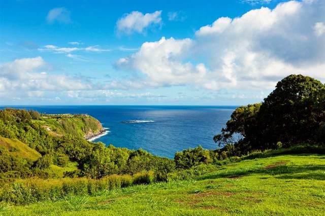 0 Kamau Rd A, Haiku, HI 96708 (MLS #387157) :: Maui Lifestyle Real Estate
