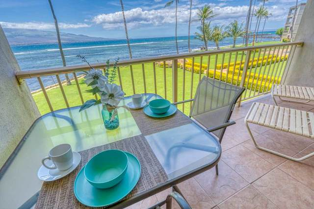 70 Hauoli St #215, Wailuku, HI 96793 (MLS #387173) :: Maui Estates Group