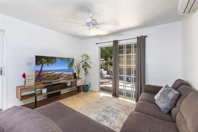 140 Uwapo St 37-101, Kihei, HI 96753 (MLS #387174) :: Coldwell Banker Island Properties