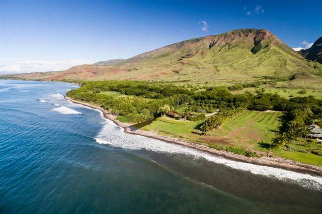 69 Kuahulu Pl, Lahaina, HI 96761 (MLS #387185) :: Corcoran Pacific Properties