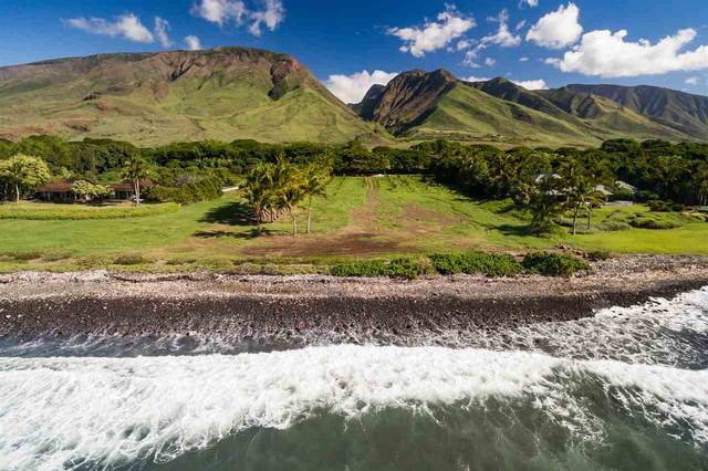 63 Kuahulu Pl, Lahaina, HI 96761 (MLS #387186) :: Maui Estates Group