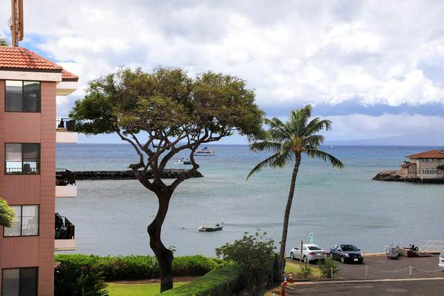 20 Hauoli St #302, Wailuku, HI 96793 (MLS #387191) :: Keller Williams Realty Maui