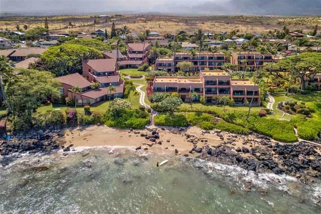 3959 Lower Honoapiilani Rd #203, Lahaina, HI 96761 (MLS #387192) :: Keller Williams Realty Maui