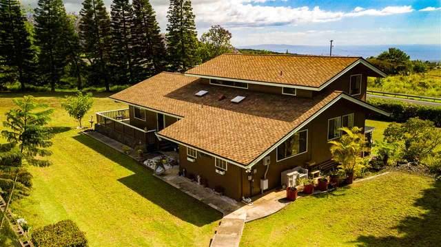 103 Likeke Pl, Kula, HI 96790 (MLS #387195) :: Maui Estates Group