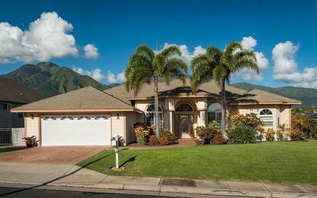 200 Puumakani St, Kahului, HI 96732 (MLS #387199) :: Maui Estates Group