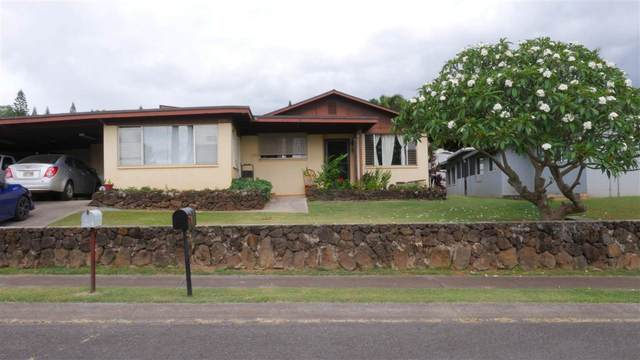 201 Keolalani St, Pukalani, HI 96768 (MLS #387202) :: Maui Estates Group