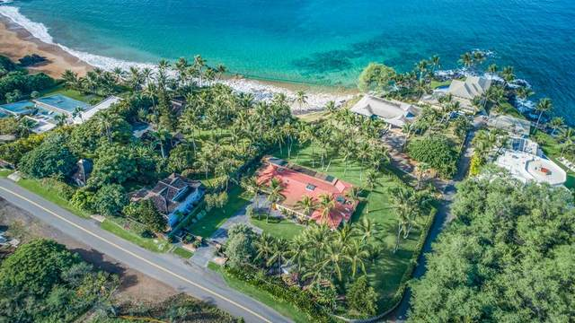 4584 Makena Rd, Kihei, HI 96753 (MLS #387208) :: Elite Pacific Properties LLC
