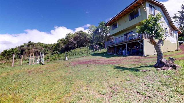 2239 Upper Kanaio Rd, Kula, HI 96793 (MLS #387209) :: Maui Lifestyle Real Estate