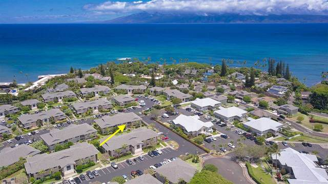 46 Polohina Ln 20-6, Lahaina, HI 96761 (MLS #387210) :: Maui Estates Group