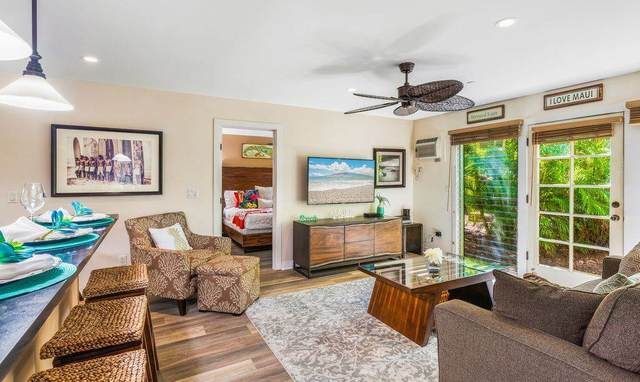 660 Wainee St C107, Lahaina, HI 96761 (MLS #387225) :: Maui Estates Group
