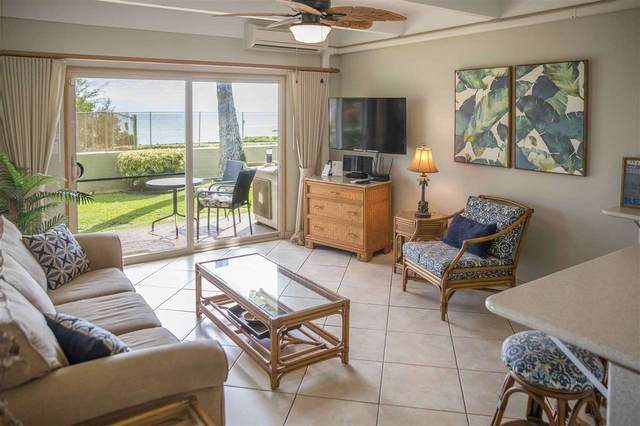 2075 S Kihei Rd #122, Kihei, HI 96753 (MLS #387228) :: Maui Estates Group