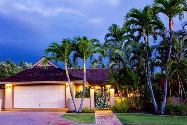 30 Hoawaa Way, Kihei, HI 96753 (MLS #387245) :: Maui Estates Group