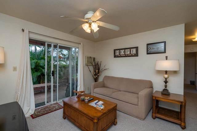 480 Kenolio Rd 25-104, Kihei, HI 96753 (MLS #387248) :: Maui Estates Group