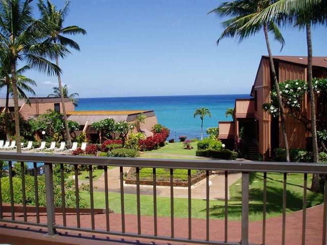 3959 Lower Honoapiilani Rd #207, Lahaina, HI 96761 (MLS #387265) :: Keller Williams Realty Maui