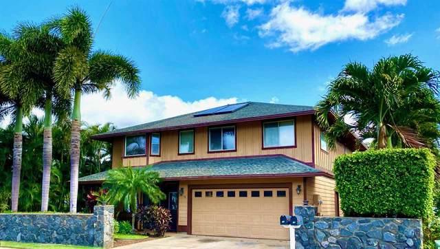 76 Honuhula St, Kihei, HI 96753 (MLS #387283) :: Maui Estates Group
