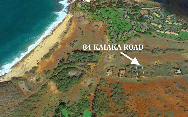 84 Kaiaka Rd, Maunaloa, HI 96770 (MLS #387293) :: Maui Lifestyle Real Estate