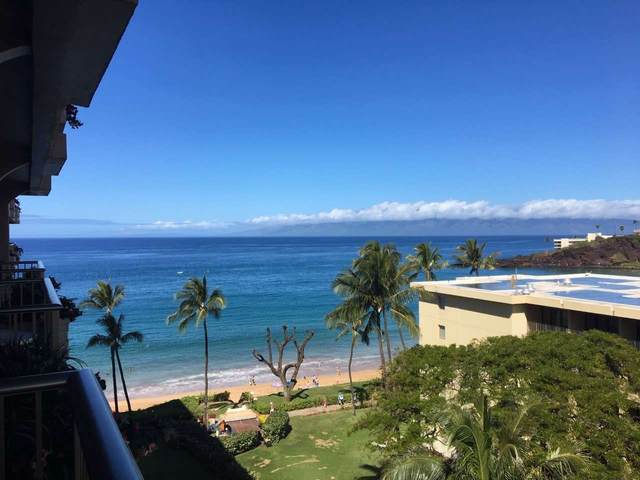 2481 Kaanapali Pkwy 818 K, Lahaina, HI 96761 (MLS #387296) :: LUVA Real Estate