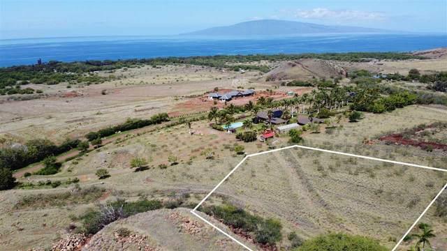 410 Luawai St B, Lahaina, HI 96761 (MLS #387305) :: Maui Estates Group