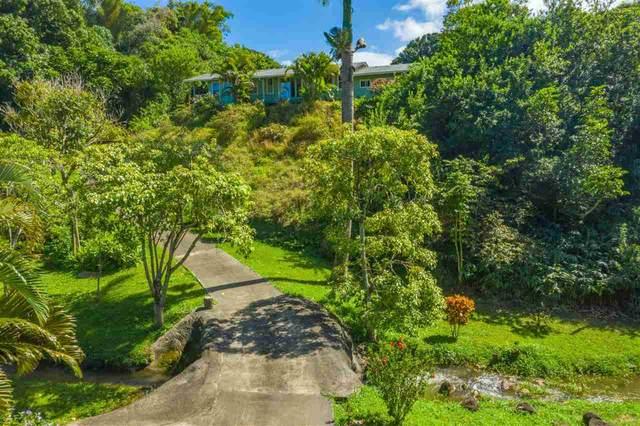 740 East Kuiaha Rd, Haiku, HI 96708 (MLS #387311) :: Maui Estates Group