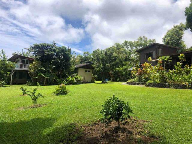 4178 Hana Hwy, Haiku, HI 96708 (MLS #387315) :: Maui Estates Group