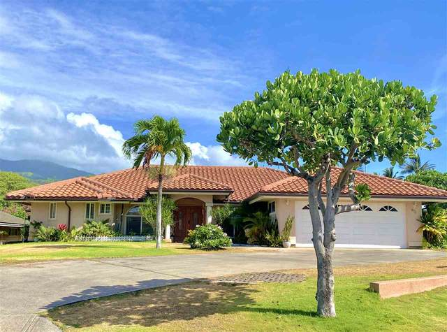 475 Kamalei Cir, Kahului, HI 96732 (MLS #387329) :: Elite Pacific Properties LLC