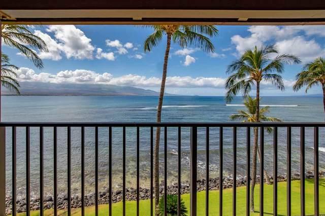 100 Hauoli St #405, Wailuku, HI 96793 (MLS #387395) :: Elite Pacific Properties LLC