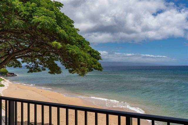 3445 Lower Honoapiilani Rd #361, Lahaina, HI 96761 (MLS #387396) :: Elite Pacific Properties LLC