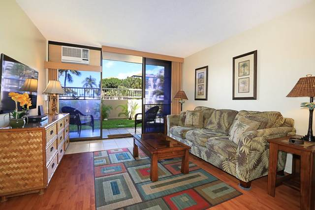 2219 S Kihei Rd B105, Kihei, HI 96753 (MLS #387406) :: LUVA Real Estate